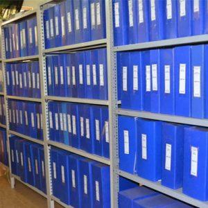 Kệ lưu trữ hồ sơ văn phòng