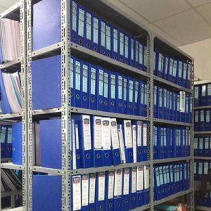 Giá lưu trữ hồ sơ, tài liệu